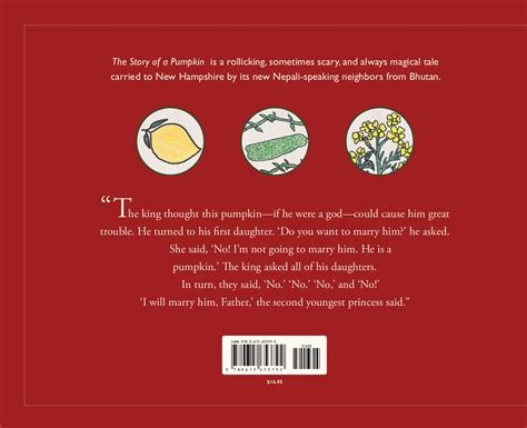 back to the conference special books the story of a pumpkin a tale from bhutan terry farish