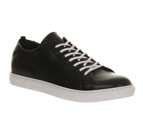black sneakers white sole nike school shoes mens black shoes with white soles