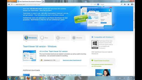 youtube tutorial teamviewer how to download install teamviewer tutorial video by