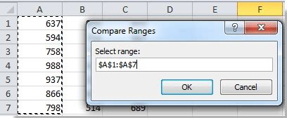 Excel Vba Search Insensitive Excel Vba Compare Values In Two Ranges Wel E To Learnexcelmacro How Pare Two Columns