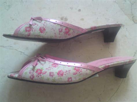 Sepatu Pink 75000 baju sepatu sandal murah