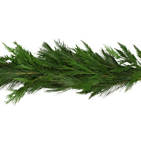 artificial white pine garland 28 images best 28