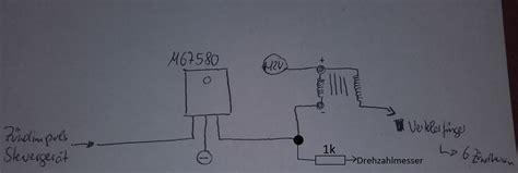 transistor m67580 datasheet eigenbau z 252 ndung f 252 r auto mikrocontroller net