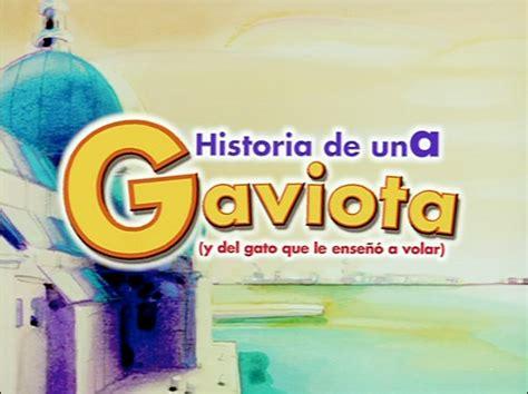 historia de una gaviota 280628466x edukacine historia de una gaviota