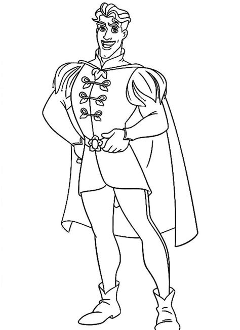 Free Coloring Pages Of Prince And Princess Princess And Prince Coloring Pages