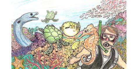doodle 4 underwater doodle 4