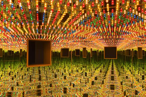 kusama infinity room yayoi kusama infinity mirrors at seattle museum sam
