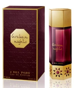 Parfum Arabian Nights arabian nights jesus pozo perfume a fragrance for 2012
