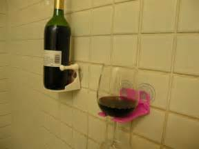 Bathtub Beer Holder Wavehooks Bathtub Wine Glass Holder Randowant