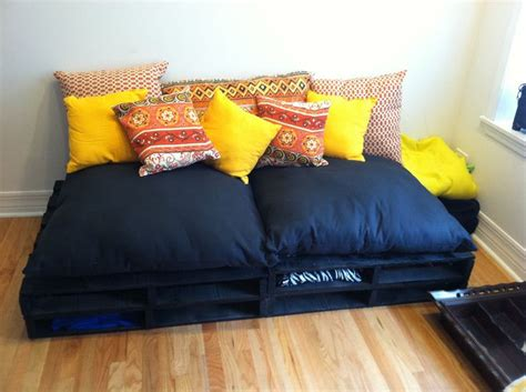 homemade couch cushions being thrifty in med school homemade quot couch quot made the