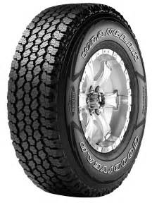 Goodyear Truck Tires With Kevlar Goodyear Wrangler All Terrain Adventure With Kevlar