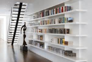 Home Bookshelves by Home Library Ideas