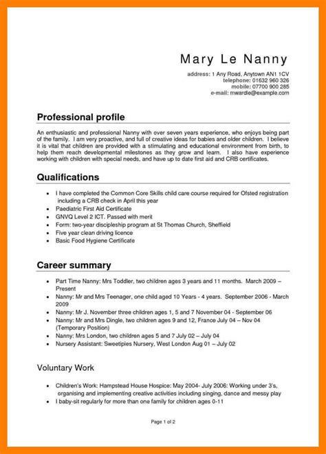 resume more than one page resume sle best resume