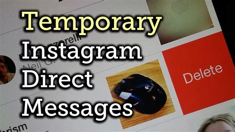 tutorial instagram direct delete photos videos you sent to someone using instagram