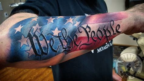 we the people tattoo we the american flag pictures to pin on