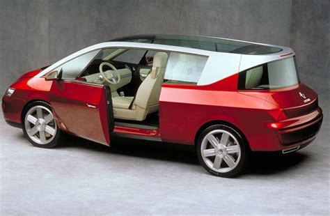 renault avantime renault avantime 1999 car design news