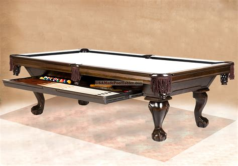 Full Size Foosball Table American Eagle Pool Tables Billiards Pool Tables For