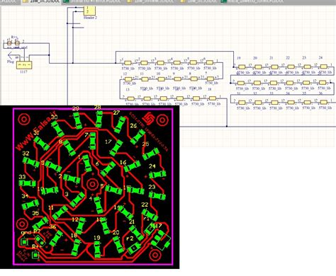 pcb design guidelines ipc pcb altium trace clearance auto finder based on ansi