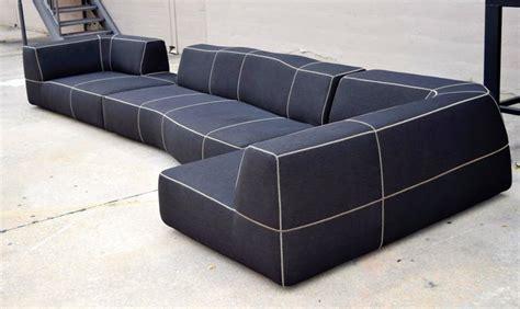 b b italia bend sofa b b italia quot bend quot sofa by patricia urquiola at 1stdibs