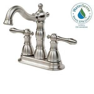 glacier bay bath faucet glacier bay lyndhurst 4 in centerset 2 handle bathroom