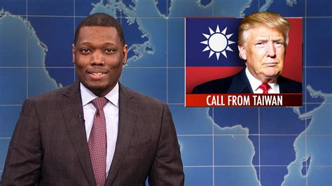 donald trump update watch weekend update on donald trump s taiwan call from