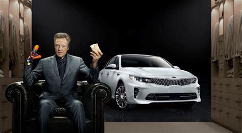 Bowl Kia Commercial Kia S Bowl Ad To Feature Christopher Walken Closet