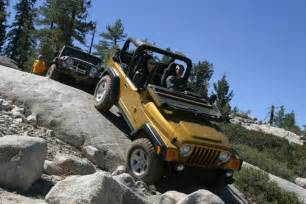 Jeep Trails Jeep 174 Jamboree On The Rubicon Trail The Jeep