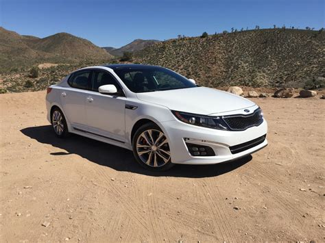 Optima Kia Turbo 2015 Kia Optima Turbo Review Caradvice