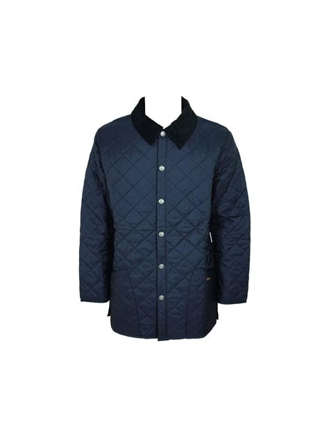 Barbour Quilted Jacket Navy by Barbour Yarmouth Quilted Jacket In Navy Northern Threads
