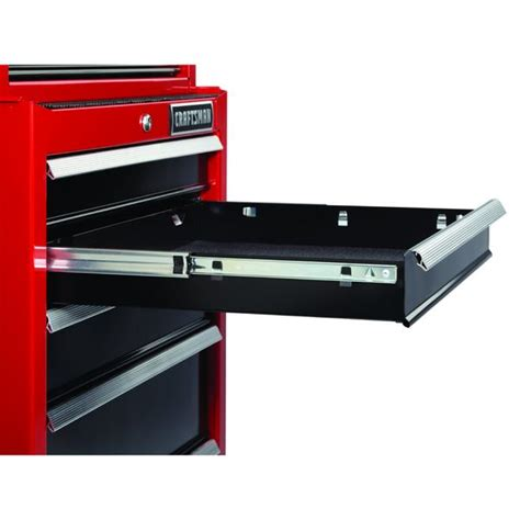 sears 8 drawer tool box craftsman 115787 41 inch 8 drawer heavy duty ball bearing