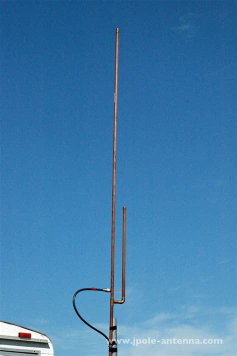 2 meter radio j pole antenna kb9vbr j pole antennas