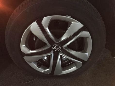 honda civic flat tire 2017 honda civic tire went flat 1 complaints