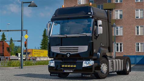 renault premium renault premium v1 2 truck truck simulator 2 mods