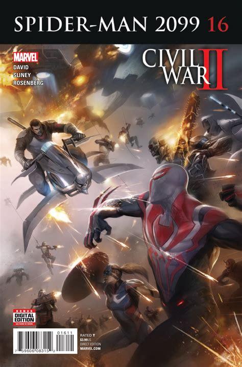 Digitec 2099 Original 6 preview spider 2099 16 comic vine