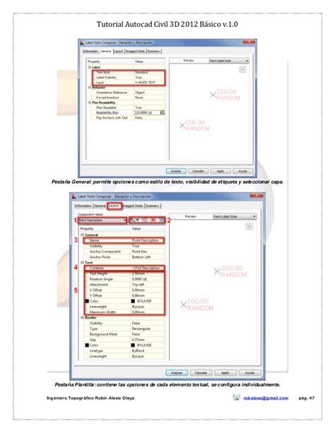 jual tutorial autocad civil 3d tutorial autocad civil 3d 2012 bc3a1sico v