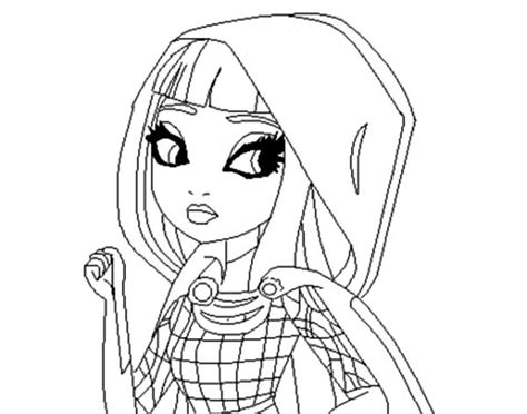 ever after high coloring pages cerise download online coloring pages for free part 11