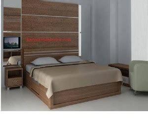 Tempat Tidur Minimalis Hpl tempat tidur minimalis bahan hpl karya arta interior