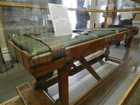 bench canada locations the strapping bench picture of canada s penitentiary museum kingston tripadvisor