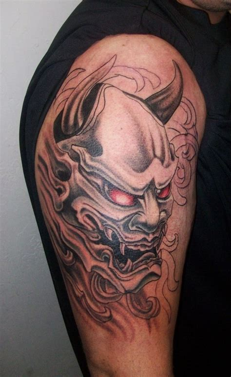 oni tattoo designs japanese oni mask meaning 1000 images about