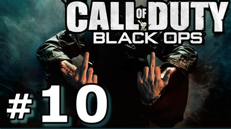 call of duty black ops crashes freezes errors and fixes call of duty black ops walkthrough part 10 mission