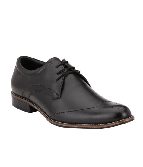shoe smith black formal shoes price in india buy shoe