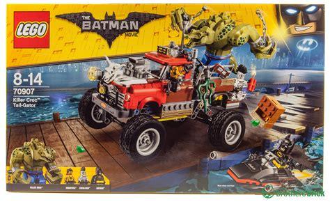 Lego The Batman 70907 Killer Croc Gator Lego Batman 70907 Killer Croc Gator Review