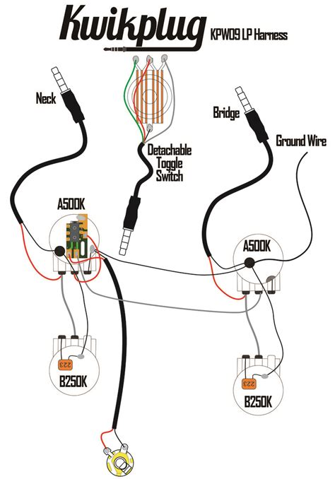 gfs wiring diagram gfs mini humbucker wiring