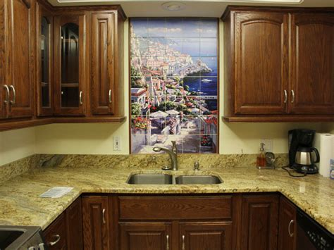 Tuscan Kitchen Backsplash by Tuscan Kitchen Backsplash Ideas