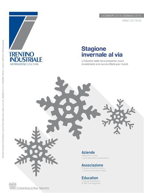 habitat ufficio trento trentino industriale dic 2014 2015 by confindustria