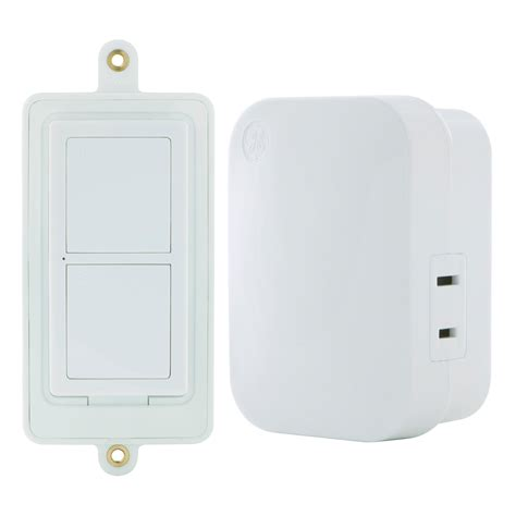 ge wireless light switch amazon com ge 18279 wireless wall switch lighting