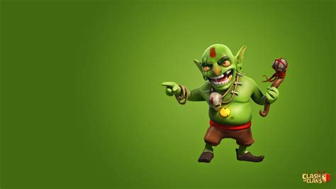 wallpaper animasi clash of clans clash of clans hd wallpapers