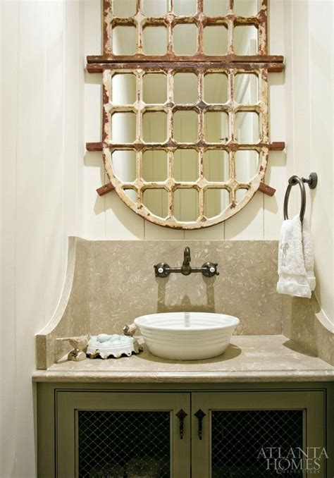 Mirrors For Powder Rooms - 25 gorgeous powder rooms that can amaze anybody digsdigs