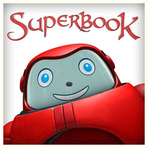 Superbook: NEW Bible Cartoon Series On ABC Family #