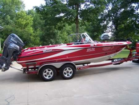 used triton walleye boats for sale mark michael s triton boat for sale on for sale on